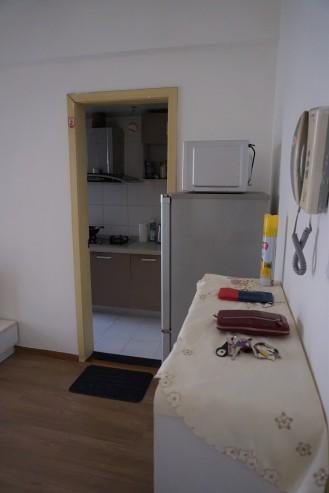 Blick von der Haustür Richtung Küche