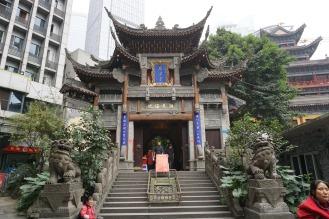 Der Luohan-Tempel